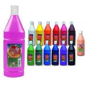 Jovi Temperové barvy  1000 ml v lahvi - purpurová - 1