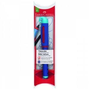 """Faber-Castell Scribolino Školní bombičkový roller - modrý i pro """"L"""""""