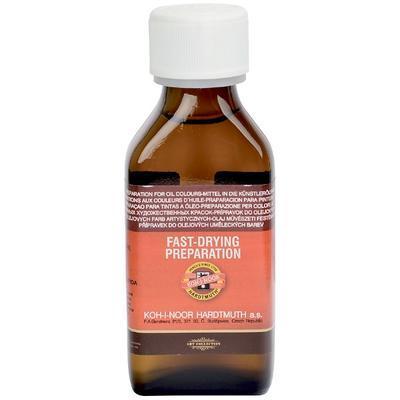 Přípravek rychleschnoucí pro olejové barvy - 100 ml