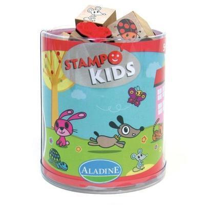 StampoKids - Myška Lily a její kamarádi 2 - 1