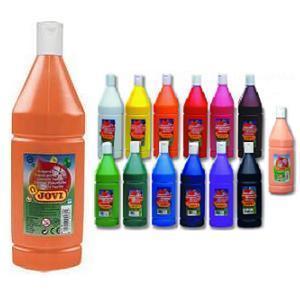 Jovi Temperové barvy  1000 ml v lahvi - oranžová - 1