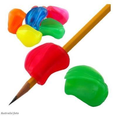 The Crossover Grip Neon  Nástavec na tužku s křidélky - 1