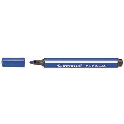 Stabilo Trio Scribbi 368/932 - tmavě modrý i pro L - 1
