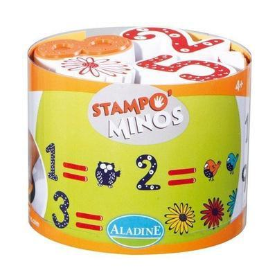 StampoMinos - Číslice - 1