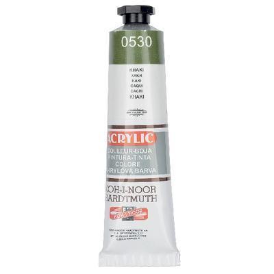Akrylová barva Acrylic 40 ml č.0530 - khaki