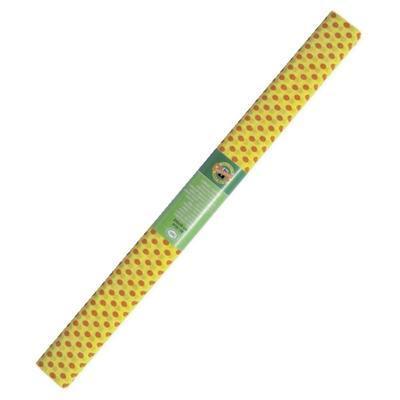 Koh-i-noor Krepový papír 9755/59 - tečkovaný žluto červený