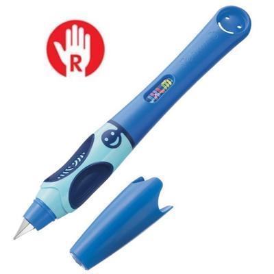 Pelikan Bombičkové pero Griffix 4 pro praváky - světle/tmavě modré - 1
