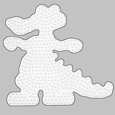 Hama Midi podložka - Krokodýl  - 1