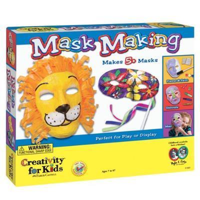 Kreativní sada Mask Making - 1