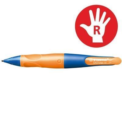 Stabilo EASYergo Versatilka 1,4 mm - oranžová/modrá pro praváky - 1