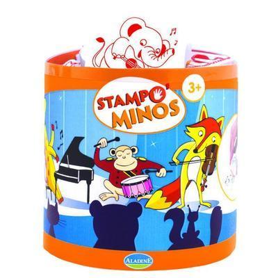 StampoMinos - Zvířecí kapela - 1