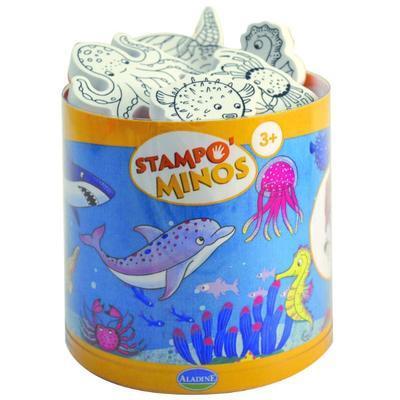 StampoMinos - Mořský svět - 1