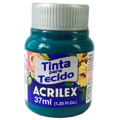 Acrilex Barva na textil 37ml - akvamarin 803 - 1