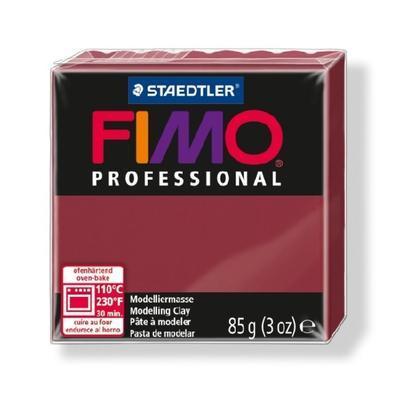 FIMO Professional  85 g - bordó - 1