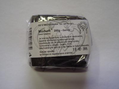 Modurit 250g - černý