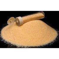 Barevný písek, 70 g - okrová