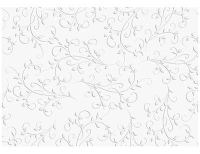 Karton s reliéfem Firenze A4, 220 g/m2 - bílý