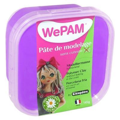 Modelovací hmota WePAM 145 g - fialová