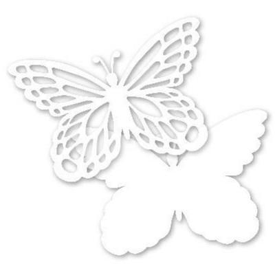Výřez - Motýl, 19 cm - 1