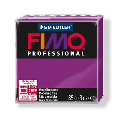 FIMO Professional  85 g - fuchsiová - 1
