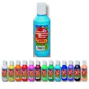 Jovi Temperové barvy  250ml v lahvi - azurová - 1