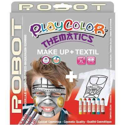 PlayColor Sada na MakeUp - Robot - 1