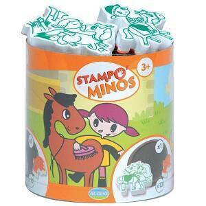 StampoMinos - Koňská farma - 1