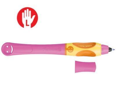 Pelikan Inkoustový roller Griffix 3 pro leváky - malinový/oranžový - 1