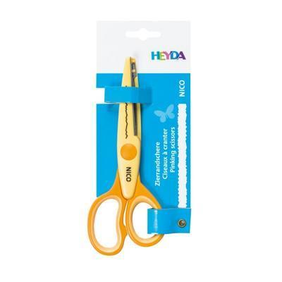 HEYDA Ozdobné nůžky - motiv Nico - 1