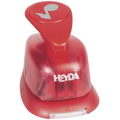 HEYDA Děrovač červený 15 mm - Nota - 2