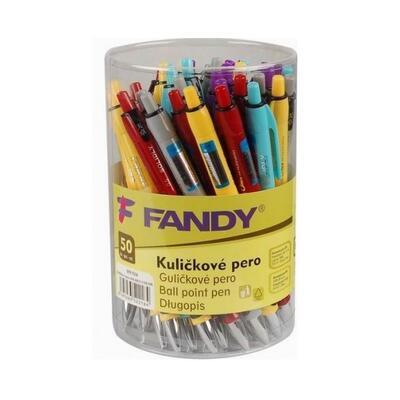 Kuličkové pero Solidly Color 0.5mm - 2