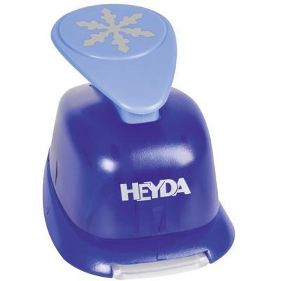 HEYDA Děrovač (raznice) modrý 22 mm - Vločka - 2