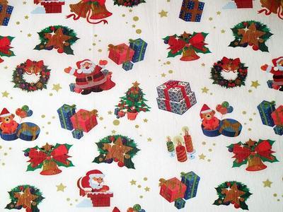 Koh-i-noor Krepový papír 9755/90 - vánoce - 2