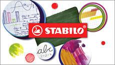 Stabilo Pen 68/97 - černošedá - 2
