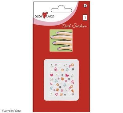 Susy Card samolepky holky motýlci - 2