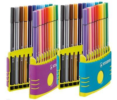 Stabilo Pen 6820-03-10 ColorParade - sada 20 ks - 2