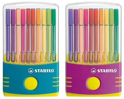 Stabilo Pen 6820-03-10 ColorParade - sada 20 ks - 2