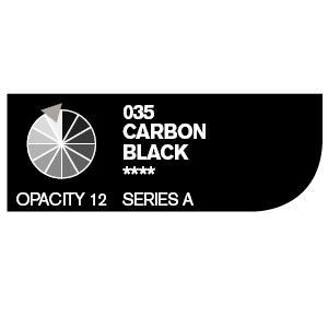 Daler & Rowney Cryla A 75 ml - carbon black 035 - 2