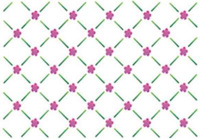 Acrilex šablona 21x15 cm - Roh 3 - 2