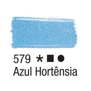 Acrilex Barva na textil 37ml - hortenzie modrá 579 - 2