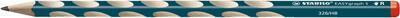 Stabilo EASYgraph S pro praváky 326/HB petrolejová - 2