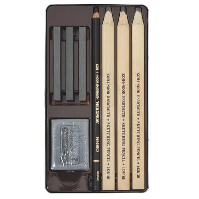 Gioconda Umělecká kreslířská souprava Art set - 8 ks - 2