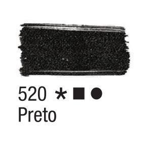 Acrilex Barva na textil 37ml - černá 520 - 2