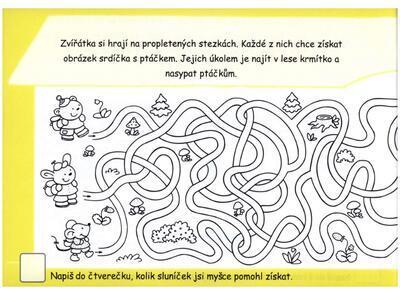 Myška jde do školy  - 2