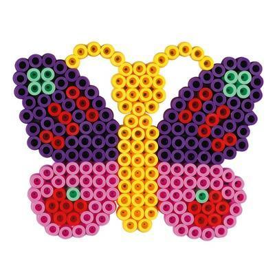 Hama Maxi podložka - Motýl - 2