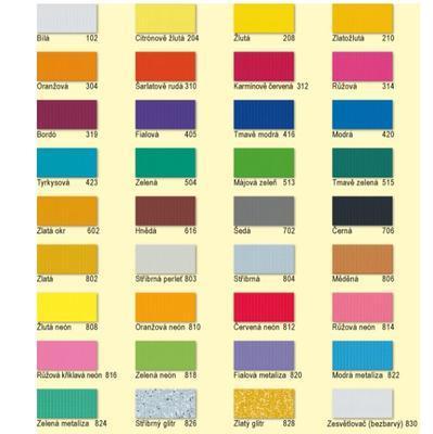 Textile Art 59 ml barva na světlý textil - hnědá - 2