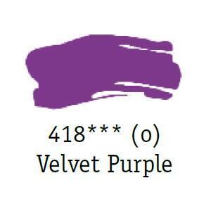 Daler & Rowney - System 3 Original - velvet purple 418 - tuba 75ml - 2