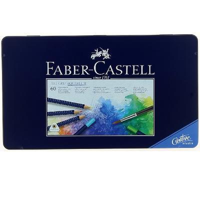 "Faber-Castell Pastelky ART GRIP Aquarelle - 60 ks i pro ""L"" - 2"
