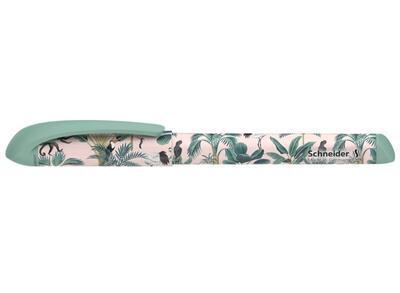 Bombičkové pero Schneider VOICE - Jungle green - 2