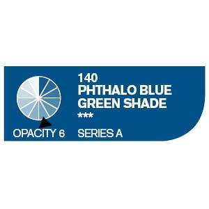 Daler & Rowney Cryla A 75 ml - phthalo blue green shade 140 - 2